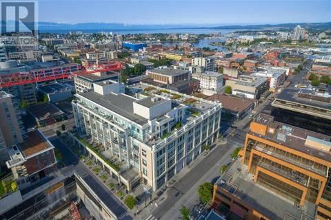 Condo for sale at 770 Fisgard St Unit 210 Victoria British Columbia - MLS: 413108