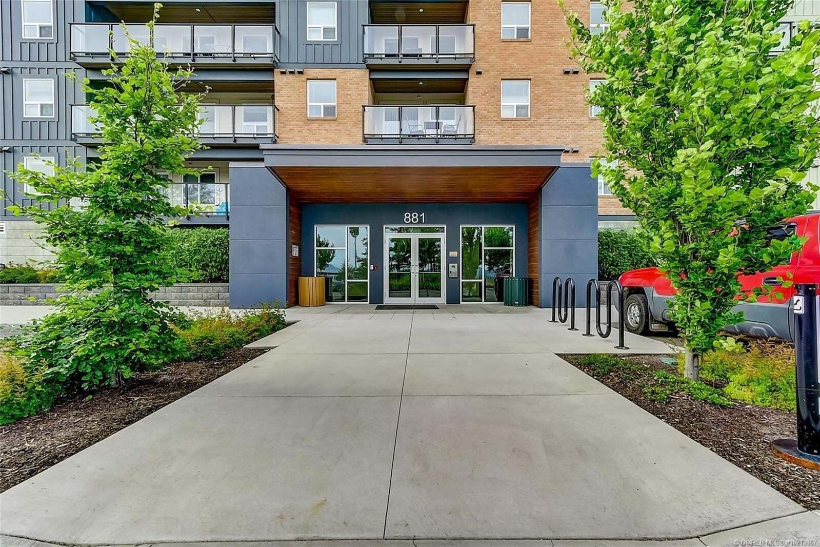 Condo for sale at 881 Academy Wy Unit 210 Kelowna British Columbia - MLS: 10213867