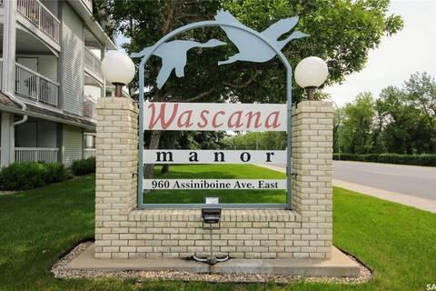 Condo for sale at 960 Assiniboine Ave E Unit 210 Regina Saskatchewan - MLS: SK779344