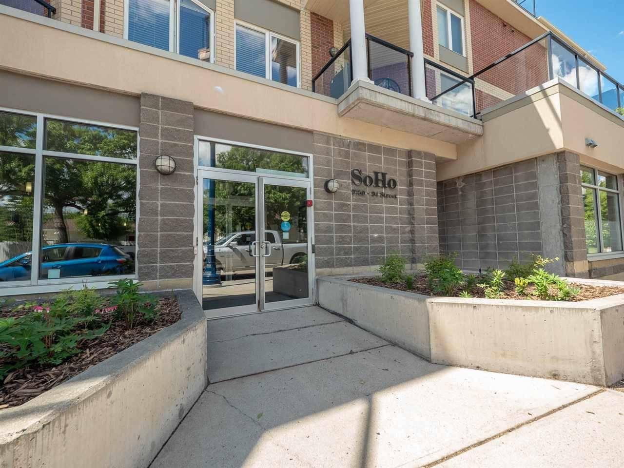 Condo for sale at 9750 94 St Nw Unit 210 Edmonton Alberta - MLS: E4176864