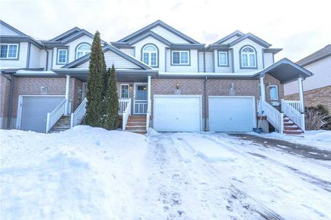Townhouse for sale at 210 Activa Ave Kitchener Ontario - MLS: X4687634