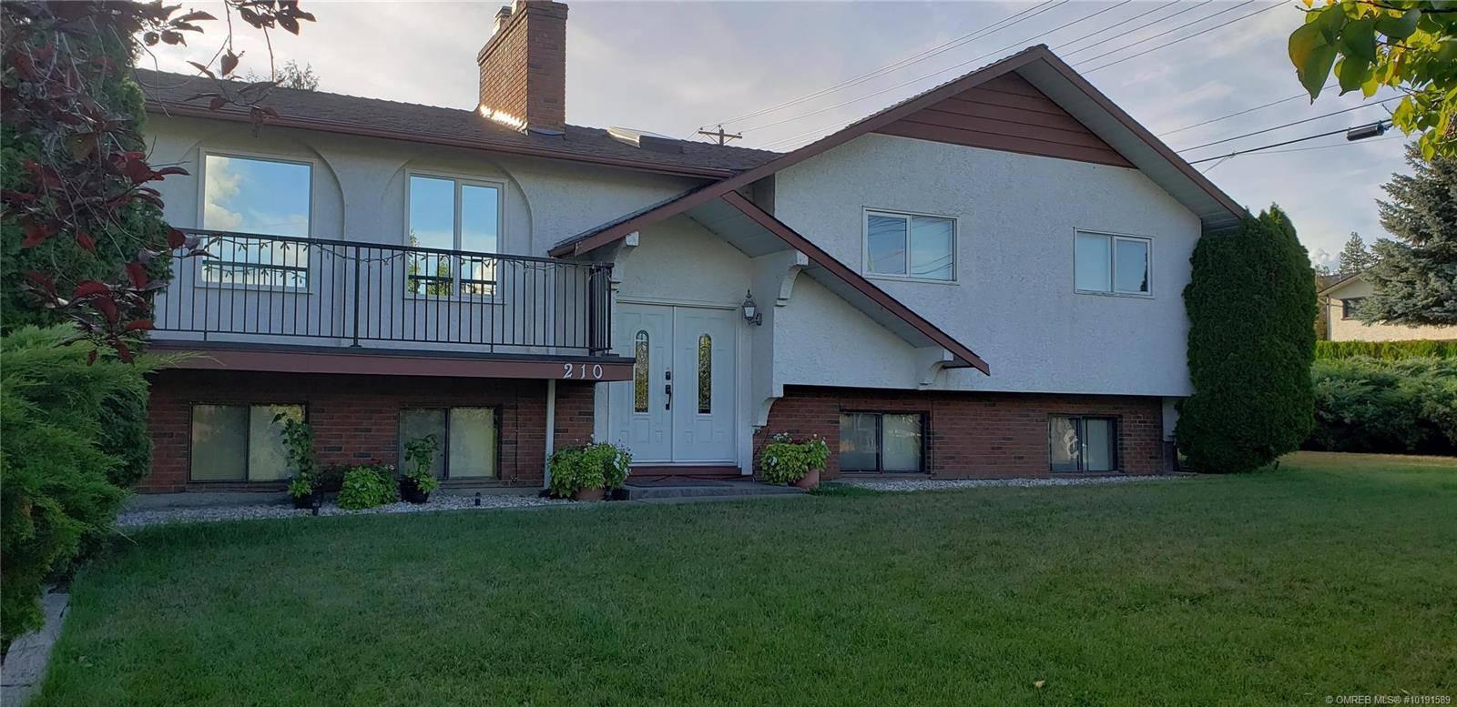 House for sale at 210 Arab Rd Kelowna British Columbia - MLS: 10191589