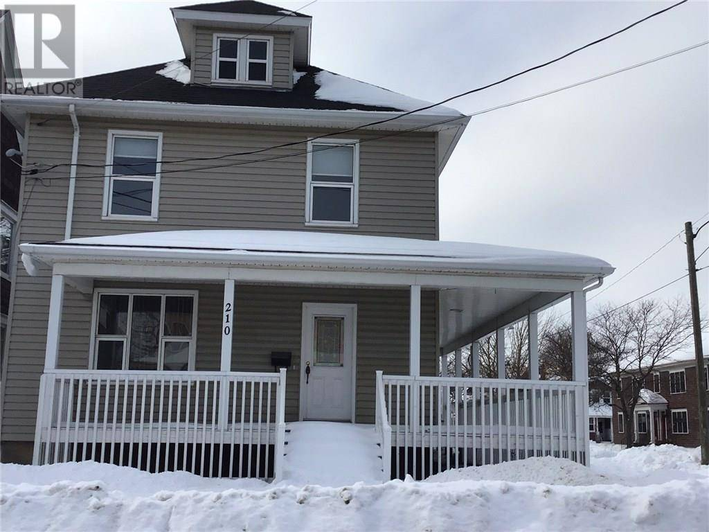 House for sale at 210 Archibald St Moncton New Brunswick - MLS: M122598