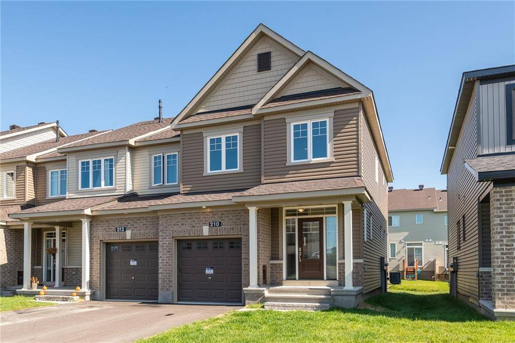Townhouse for sale at 210 Bandelier Wy Stittsville Ontario - MLS: 1169739