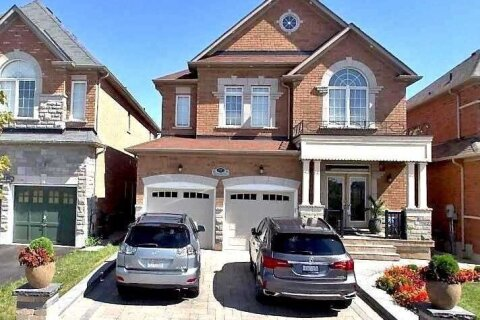 House for rent at 210 Bellchase Tr Brampton Ontario - MLS: W4961495