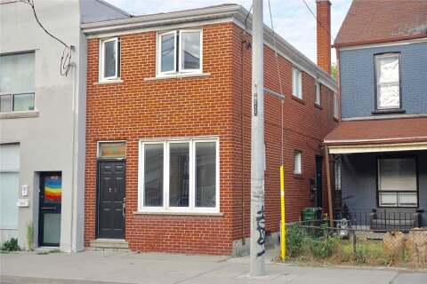 Townhouse for sale at 210 Christie St Toronto Ontario - MLS: C4919288