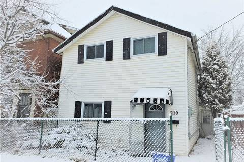 House for sale at 210 Darling St Brantford Ontario - MLS: X4686350