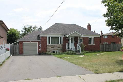 House for sale at 210 Dunbar Rd Mississauga Ontario - MLS: W4534428