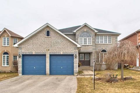House for sale at 210 Esther Dr Barrie Ontario - MLS: S4745549