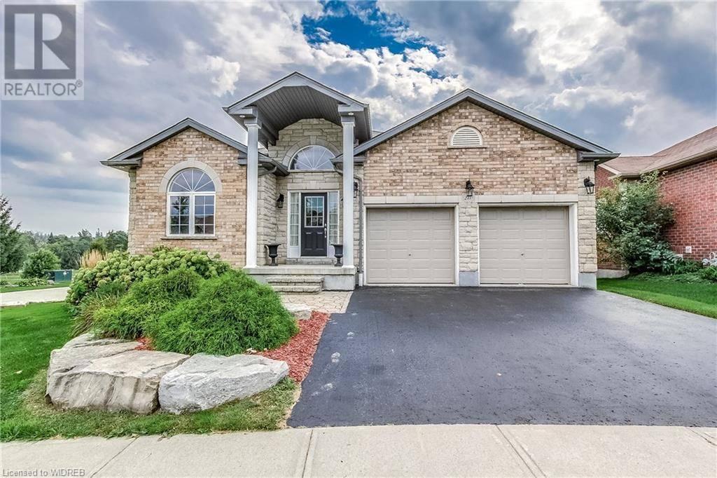 House for sale at 210 Fairway Rd Woodstock Ontario - MLS: 243161