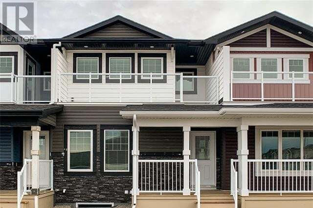 Townhouse for sale at 210 Firelight Wy West Lethbridge Alberta - MLS: LD0188080