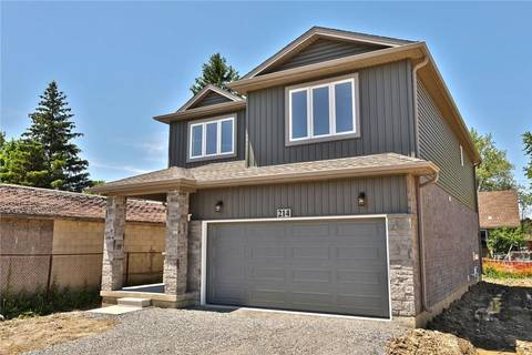 House for sale at 210 Fortissimo Dr Hamilton Ontario - MLS: H4053919