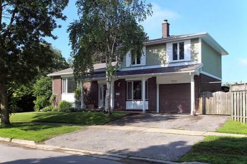 House for sale at 210 Keewatin St Oshawa Ontario - MLS: E4498887