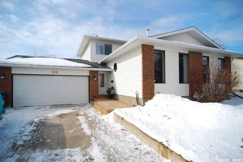 House for sale at 210 Kerr Rd Saskatoon Saskatchewan - MLS: SK803008