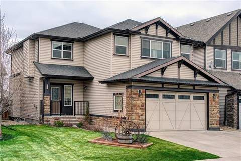 House for sale at 210 Kingsbury Vw Southeast Airdrie Alberta - MLS: C4240894