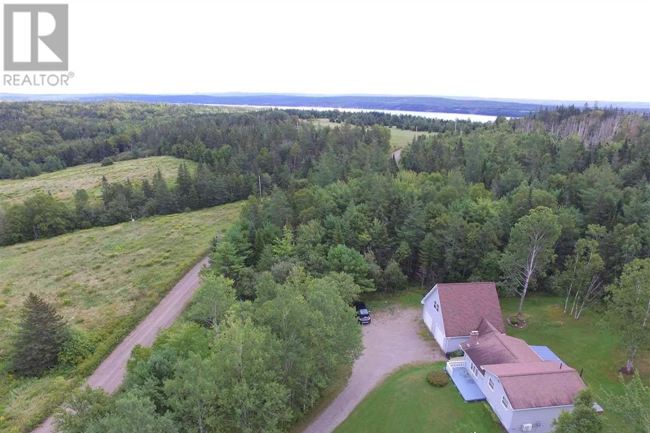 House for sale at 210 Long Hill Rd Baddeck Area Nova Scotia - MLS: 202007676