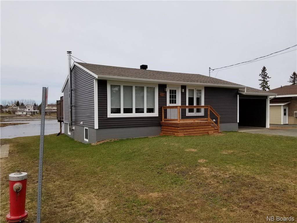 House for sale at 210 Marie  Beresford New Brunswick - MLS: NB041769