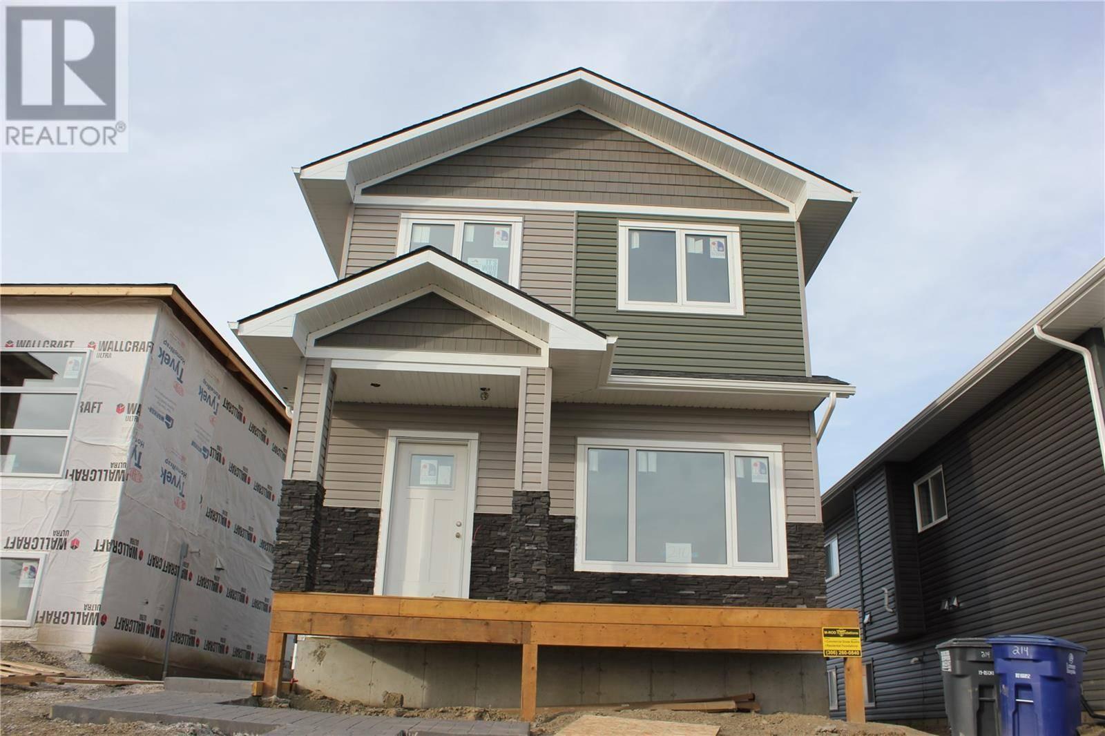 House for sale at 210 Mcarthur Cres Saskatoon Saskatchewan - MLS: SK778434
