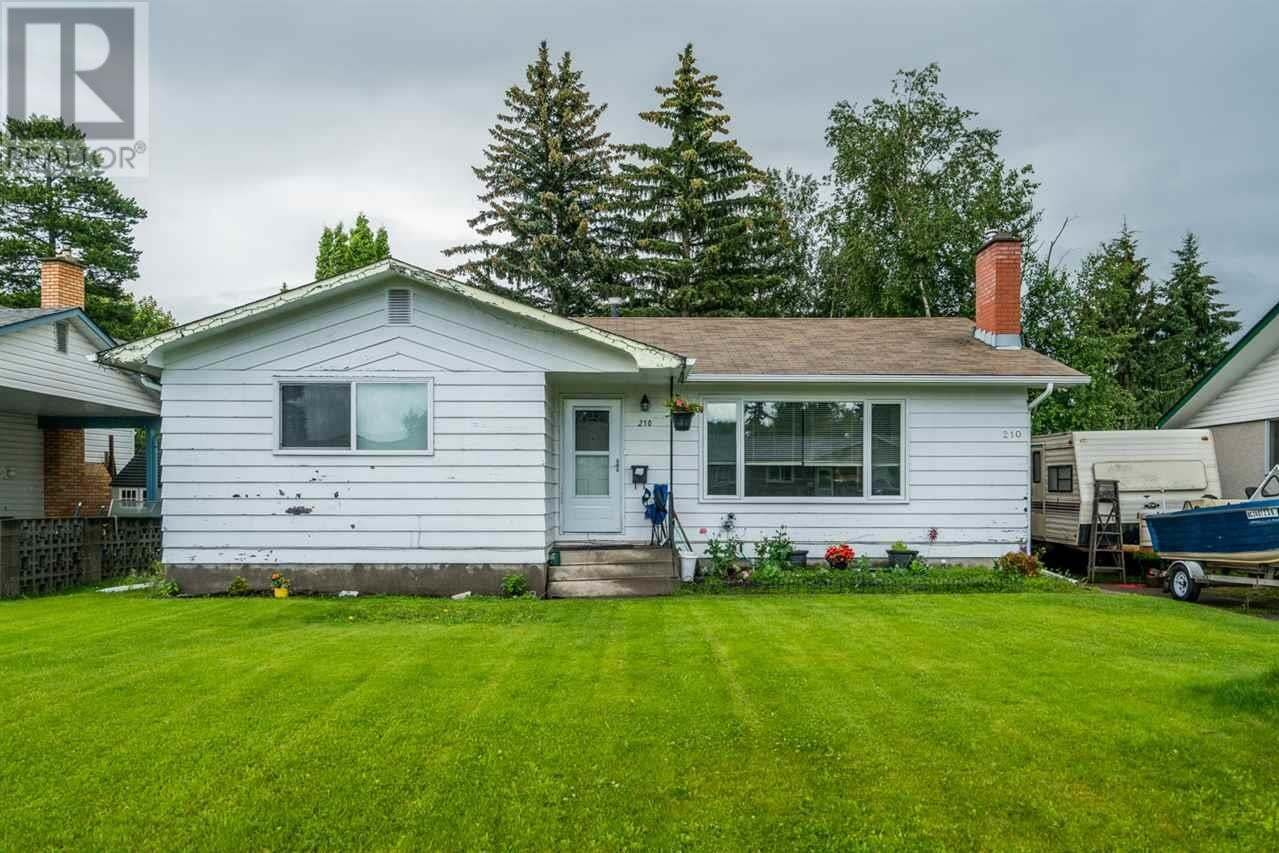 House for sale at 210 Mclean Dr Prince George British Columbia - MLS: R2476499