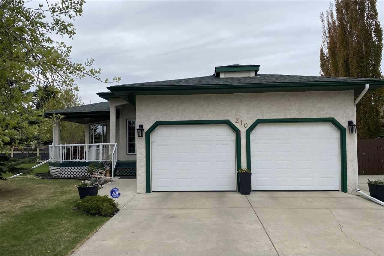 House for sale at 210 Norwood Co Wetaskiwin Alberta - MLS: E4183931