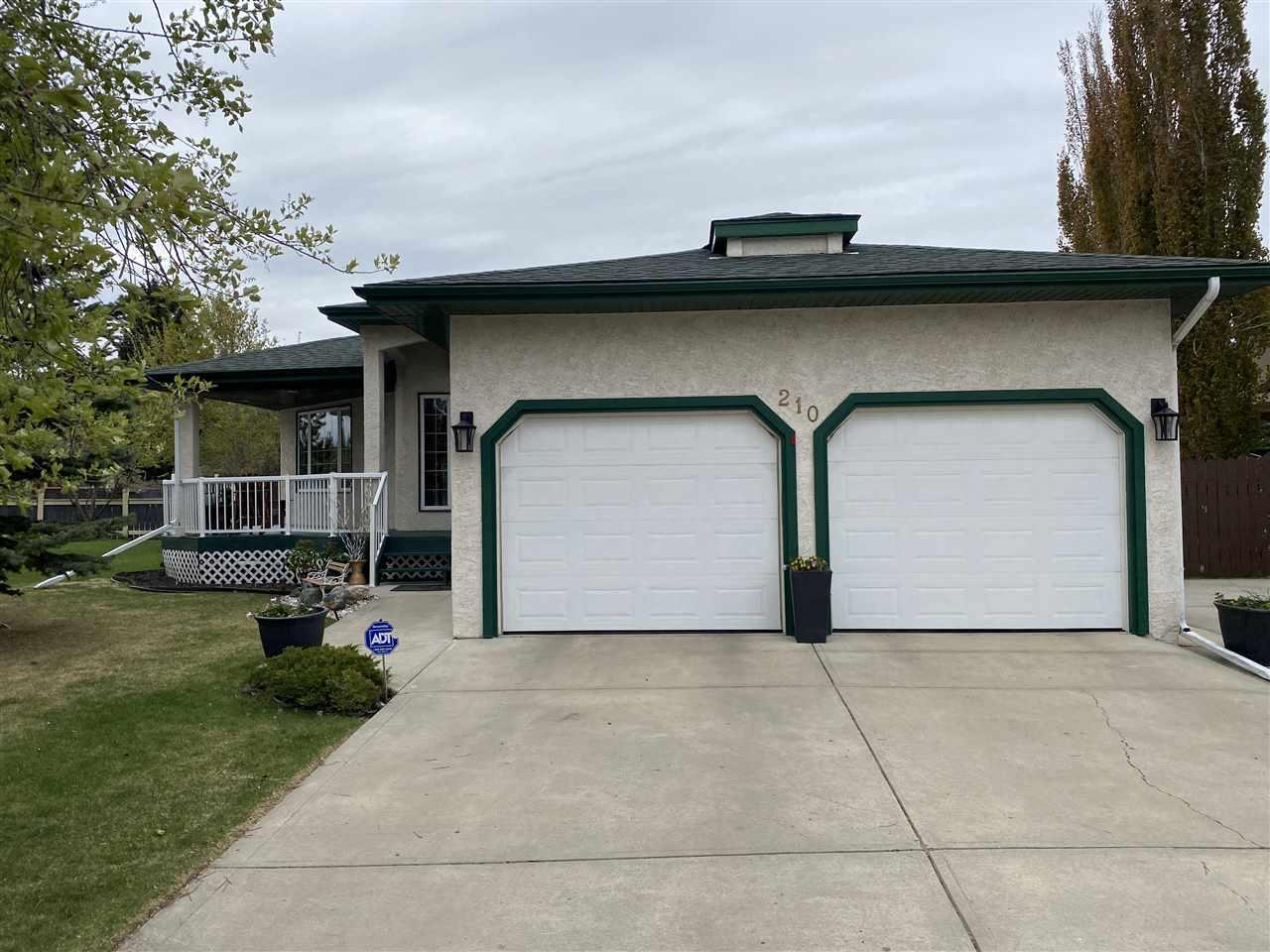 Removed: 210 Norwood Court, Wetaskiwin, AB - Removed on 2020-06-12 23:24:11