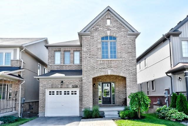 House for sale at 210 Orr Drive Bradford West Gwillimbury Ontario - MLS: N4235525