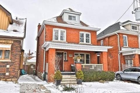 House for sale at 210 Park Rw Hamilton Ontario - MLS: X4388982