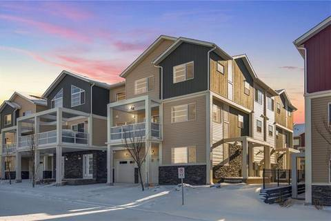 Townhouse for sale at 210 Redstone Vw Northeast Calgary Alberta - MLS: C4274144