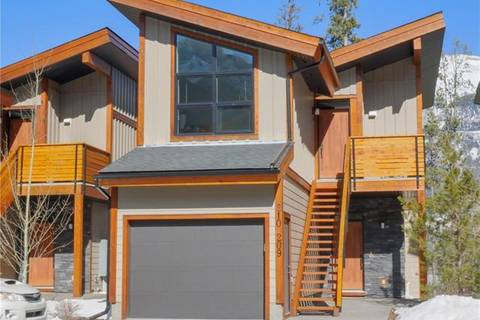 Townhouse for sale at 210 Riva Ht Canmore Alberta - MLS: C4235405