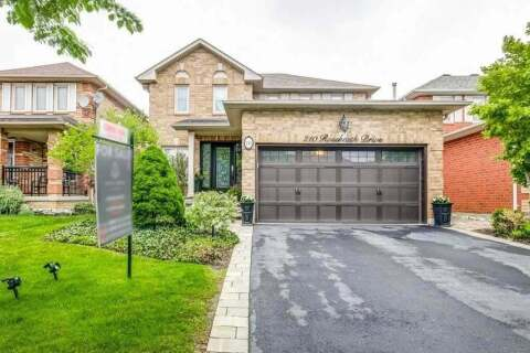 House for sale at 210 Roseheath Dr Vaughan Ontario - MLS: N4774857