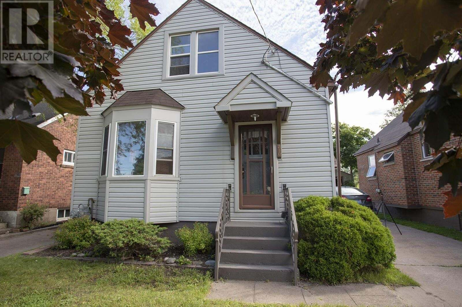 House for sale at 210 Wellington St E Sault Ste. Marie Ontario - MLS: SM129337