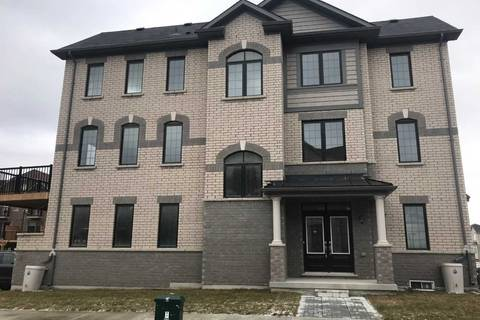 Townhouse for rent at 210 William Forster Rd Markham Ontario - MLS: N4662199