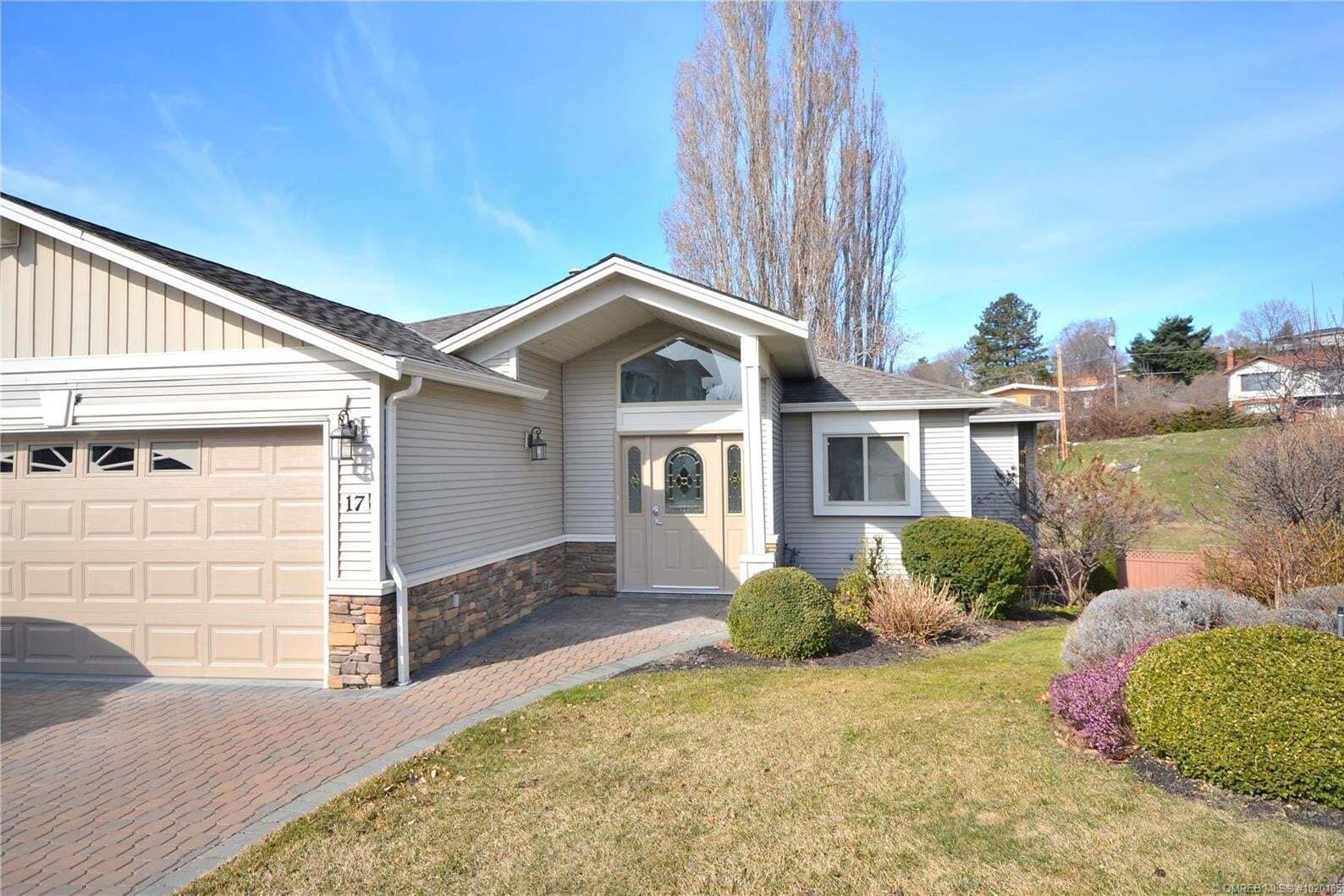 Townhouse for sale at 2100 Boucherie Rd West Kelowna British Columbia - MLS: 10201855