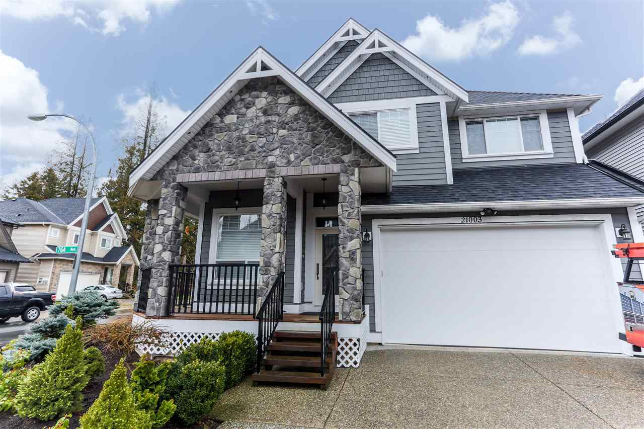 For Sale: 21003 76a Avenue, Langley, BC | 6 Bed, 5 Bath House for $1,299,900. See 20 photos!