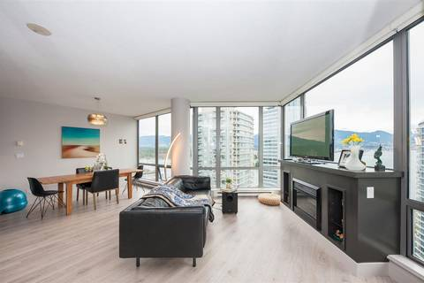 Condo for sale at 1228 Hastings St W Unit 2101 Vancouver British Columbia - MLS: R2427091