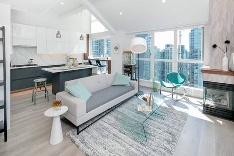 Condo for sale at 1238 Seymour St Unit 2101 Vancouver British Columbia - MLS: R2401460