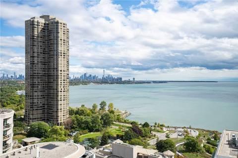 Apartment for rent at 3 Marine Parade Dr Unit 2101 Toronto Ontario - MLS: W4586610