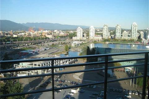 Condo for sale at 33 Smithe St Unit 2101 Vancouver British Columbia - MLS: R2406435