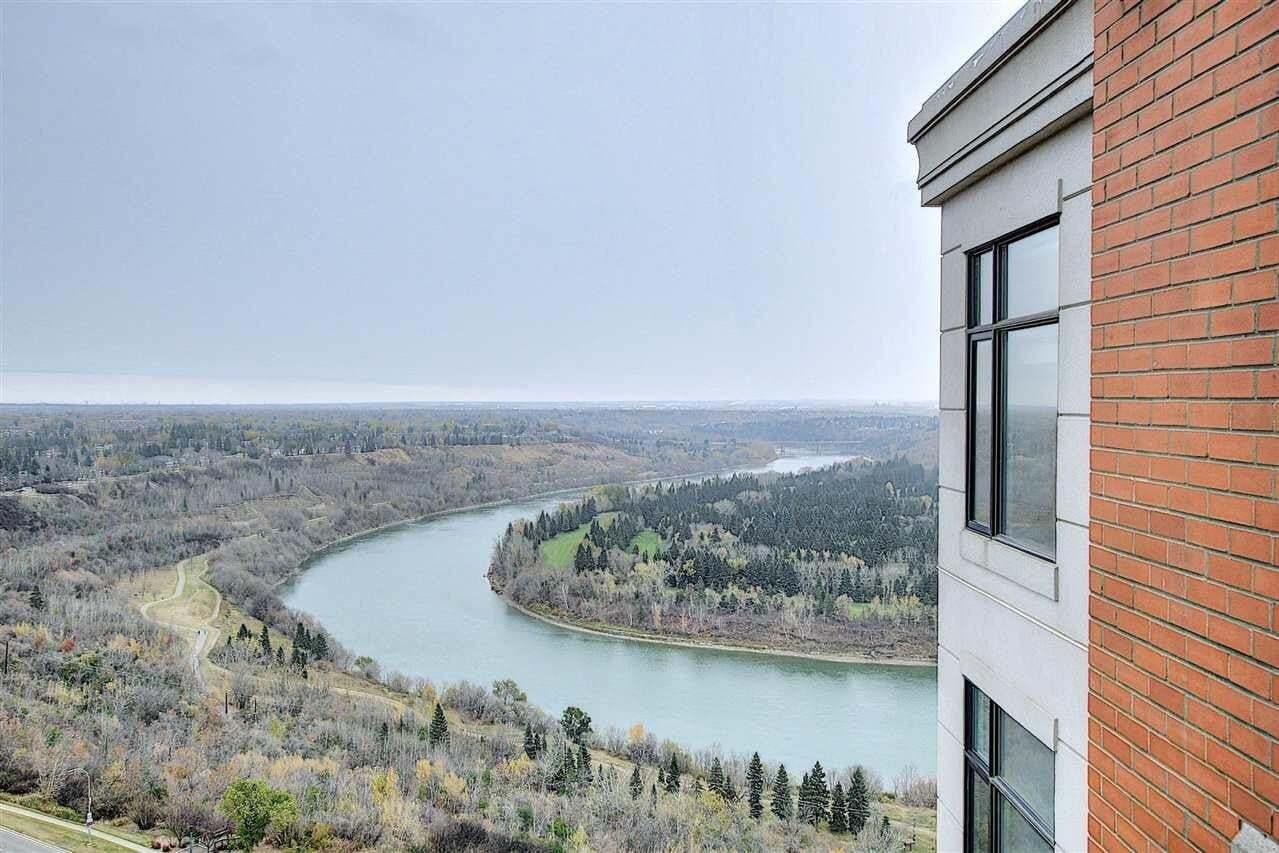 Condo for sale at 9020 Jasper Av NW Unit 2101 Edmonton Alberta - MLS: E4218316
