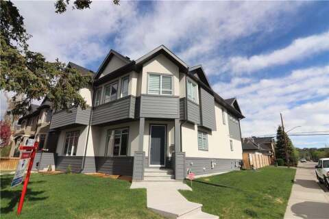 Townhouse for sale at 2102 1 Ave NW Calgary Alberta - MLS: A1014054