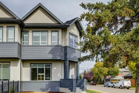 Townhouse for sale at 2102 1 Ave NW Calgary Alberta - MLS: A1036372