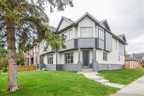 Townhouse for sale at 2102 1 Ave Northwest Calgary Alberta - MLS: C4245431