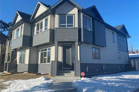 Townhouse for sale at 2102 1 Ave Northwest Calgary Alberta - MLS: C4279837