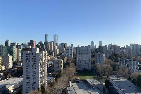 Condo for sale at 1816 Haro St Unit 2102 Vancouver British Columbia - MLS: R2422373