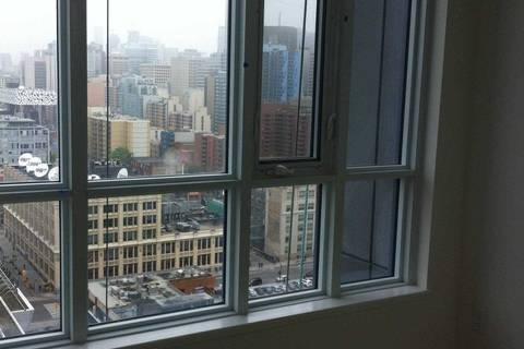 Apartment for rent at 295 Adelaide St Unit 2102 Toronto Ontario - MLS: C4736094
