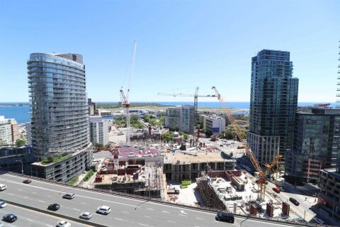 Apartment for rent at 70 Queens Wharf Rd Unit 2102 Toronto Ontario - MLS: C5053843