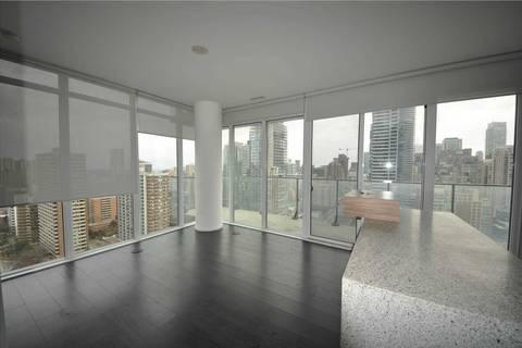 Apartment for rent at 75 St Nicholas St Unit 2102 Toronto Ontario - MLS: C4748563