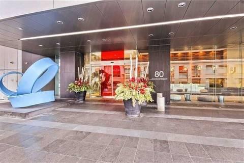 Apartment for rent at 80 John St Unit 2102 Toronto Ontario - MLS: C4467959