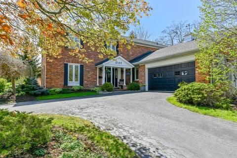 House for sale at 2102 Canterbury Dr Burlington Ontario - MLS: H4054185