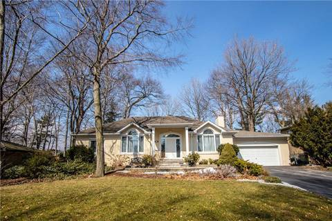 House for sale at 2102 Glenforest Cres Oakville Ontario - MLS: W4388936
